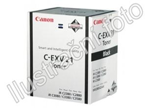 CANON C-EXV21 K - renovované
