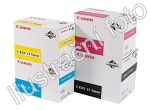 CANON C-EXV21 M - renovované