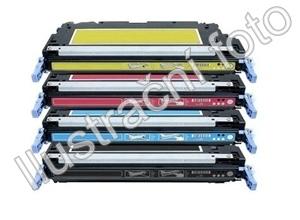 HP Q7581A - renovované